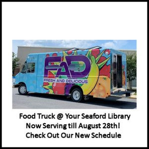 Food Truck @ Your Seaford Library